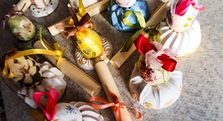 Una Pasqua solidale per l'associazione Fulvio Minetti e l'Hospice