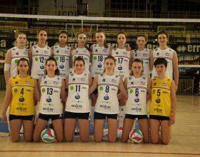 L'Alessandria Volley perde 1-3 contro la Mokaor Vercelli ma si vedono i primi progressi