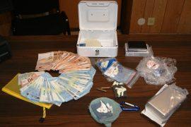 Arrestato in flagranza uno spacciatore a Gavi: vendeva cocaina nelle vie del paese