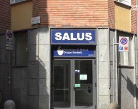Centro vaccini alla Clinica Salus Alessandria operativo da martedì: chiuderà un tratto di via Trotti