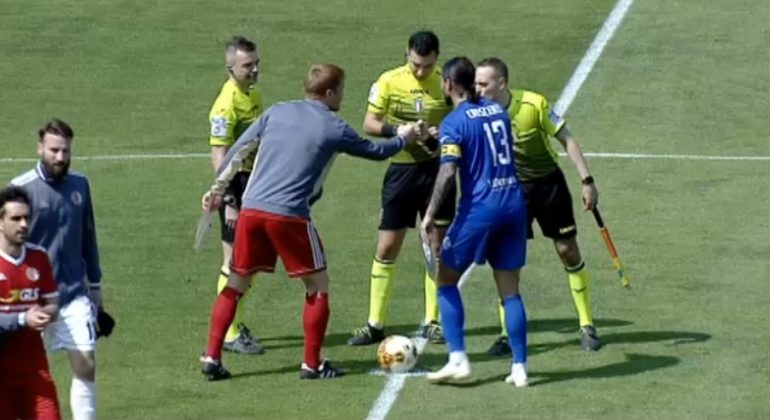 Como-Alessandria Calcio 2-1 (FINALE)