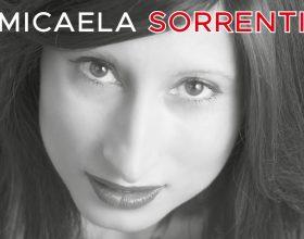 Giovedì su Radio Gold Tv il nuovo singolo della cantante piemontese Micaela Sorrenti