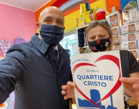 Quartiere Cristo si rilancia: dal 15 maggio via al mercatino dell'antiquariato in piazza Campora