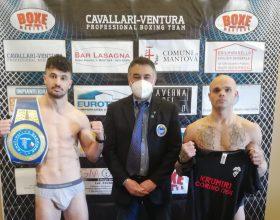 Boxe: Lucio Randazzo sfida Arblin Kaba per riconquistare la cintura di campione italiano