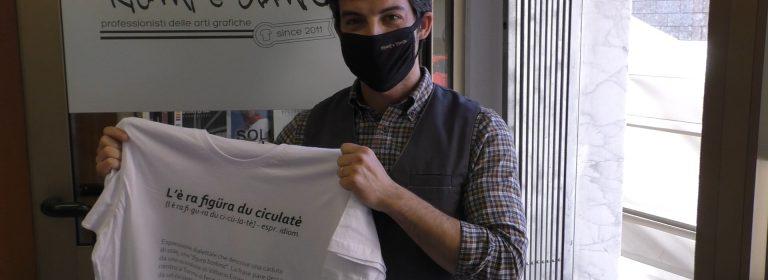 """Da oggi il concorso """"Lo faccio per dialetto"""": indovina la frase in alessandrino e vinci una maglietta!"""