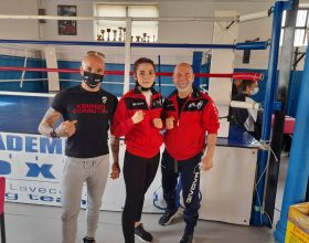 Boxe Valenza: grande rientro sul ring per Sabrina Perinati, a meno di un anno dal parto