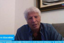 """Sandro Giacobbe su Radio Gold Tv: """"Ecco il mio nuovo singolo"""""""