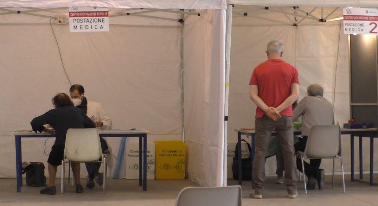 Oltre 27 mila vaccinati in Piemonte. 55-59 anni: già 36 mila preadesioni nel primo giorno
