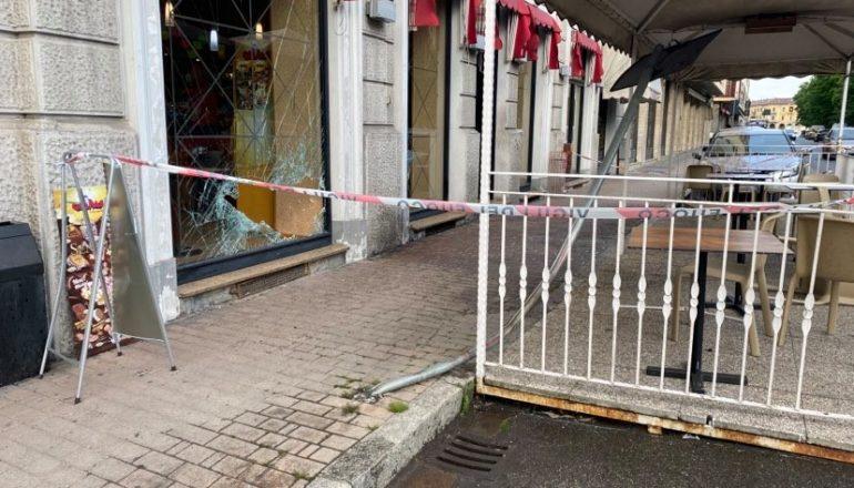 Drammatico incidente in Corso Crimea. Deceduto motociclista di 45 anni