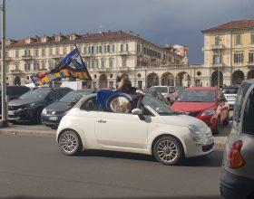 Il 19esimo scudetto dell'Inter porta il carosello in piazza Garibaldi
