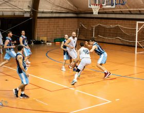 Cuspo Basket: vittoria in rimonta a Borgomanero