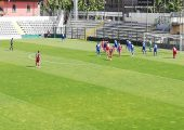 Alessandria: tris alla Folgore Caratese nell'amichevole in attesa dei play-off