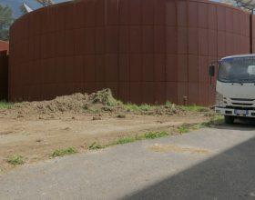 Ad Acqui iniziati i lavori per i parcheggi in zona Bagni: previsti 71 posti auto