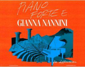 """Gianna Nannini torna questa estate in tour """"Piano Forte e Voce"""""""