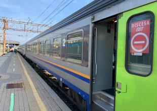 Aggressione al controllore del treno. Intervengono i Carabinieri