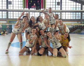 Vittoria netta dell'Alessandria Volley sull'Academy Leinì per 3-0