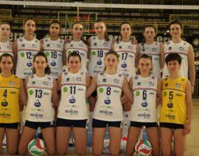 L'Alessandria Volley cede a Ovada dopo una gara punto a punto