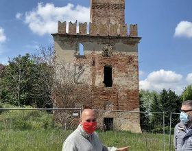 """Comitato Casalbagliano rilancia l'appello per il Castello: """"Un peccato che ora sia un rudere"""""""