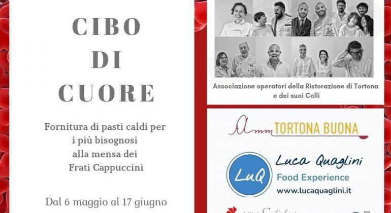 Caritas e Istituto Santa Chiara promuovono una iniziativa a favore della mensa dei Frati Cappuccini