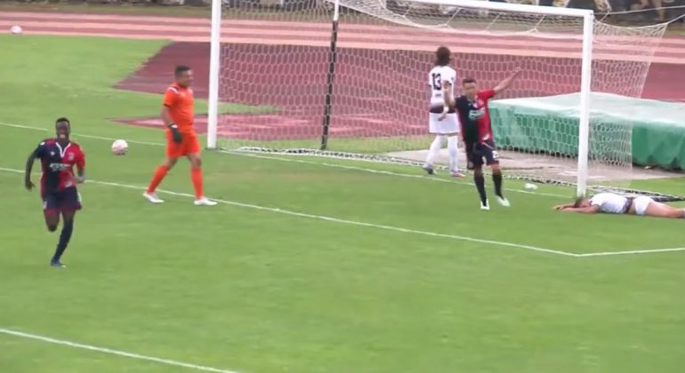 Hsl Derthona cade in casa contro la neo capolista Gozzano: bianconeri restano in zona playout