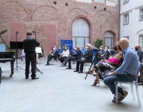 Via al Festival Echos: il concerto inaugurale della rassegna per la prima volta a Palatium Vetus