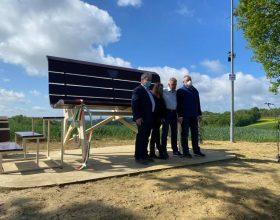 A Fubine inaugurata la nuova Big Bench: ecco dove si trova