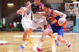 JB Monferrato: super rimonta contro Rieti. Serata di grazia per Redivo