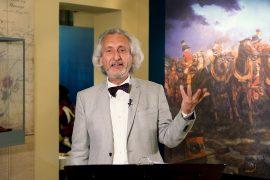 """Bicentenario morte di Napoleone: Massimo Bagliani declama l'ode """"Il cinque maggio"""" di Manzoni"""