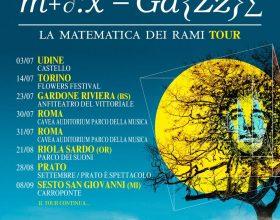 Max Gazzè: estate in tour tra grandi festival ed incantevoli location