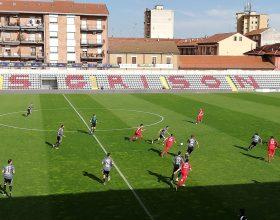 Calcio, Serie C: Alessandria – Pro Patria 0-1 (FINALE)
