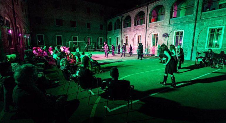 E' Revival la mini-rassegna teatrale estiva degli Stregatti