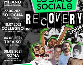 Lo Stato Sociale: annunciate le prime date del Recovery Tour