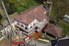 Una raccolta fondi online per i lavori alla Chiesa di Felizzano: ecco come si potrà donare