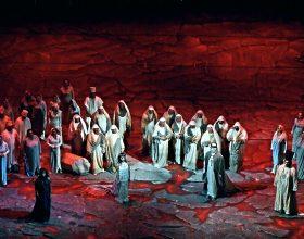 Aida di Giuseppe Verdi al Teatro Carbonetti di Broni