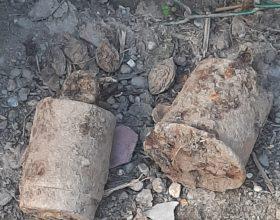 Tre granate scoperte in un pollaio a Casale: abitazione evacuata