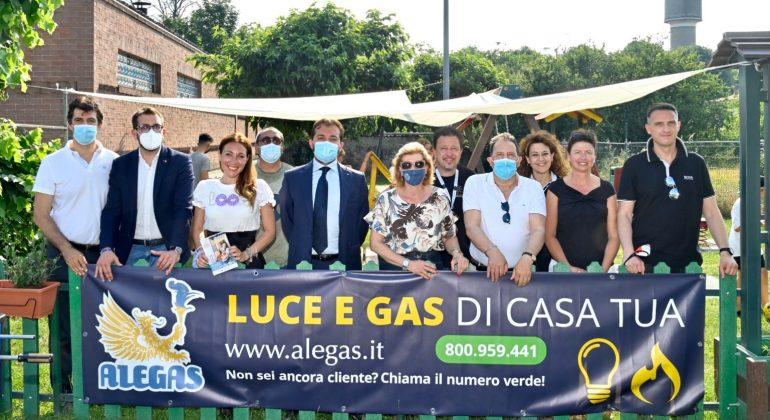 """Alegas sostiene il Centro Estivo a Mandrogne: """"Vicini ai giovani, per ripartire tutti insieme"""""""