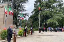 Alessandria festeggia la Repubblica: le celebrazioni in Corso Crimea
