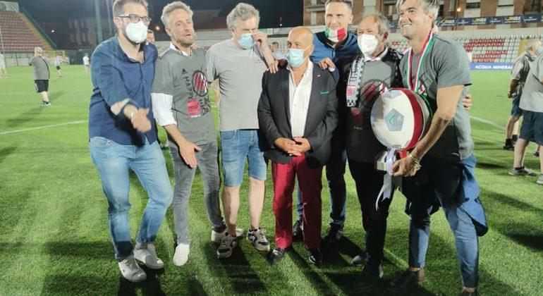 Alessandria Calcio in serie B: martedì il presidente Di Masi e Artico ricevuti in Comune