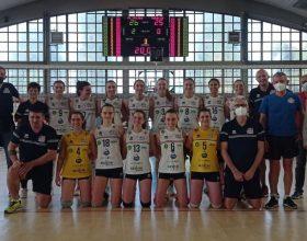 Seconda vittoria per l'Alessandria Volley: le mandrogne stendono il Venaria Real Volley