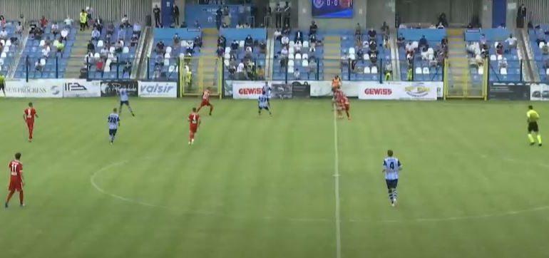 Play-off: Albinoleffe – Alessandria 1-2 (FINALE)