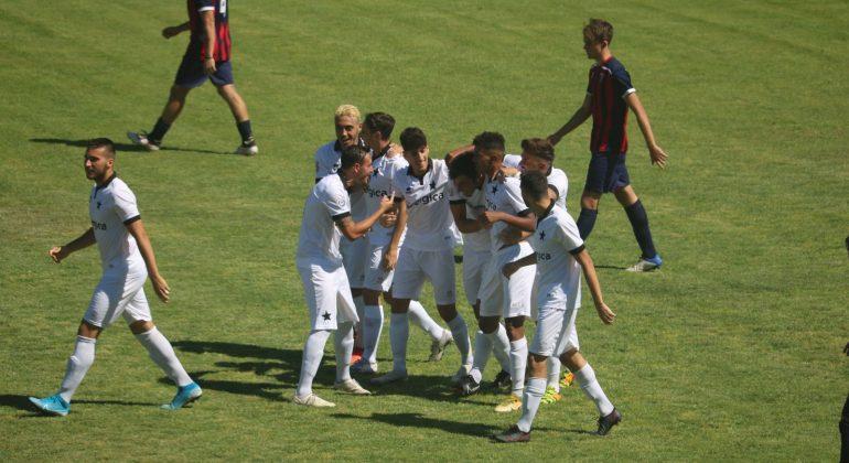Casale Fbc: un gol per tempo contro il Vado e nerostellati di nuovo vincenti