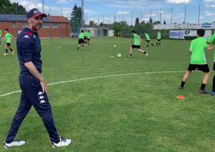 Usd Castellazzo: mercoledì seduta tecnica del Genoa Soccer Academy coi tesserati e i tecnici