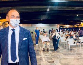 Vaccini veloci al Valentino di Torino: via alle preadesioni degli over 30 per il prossimo weekend