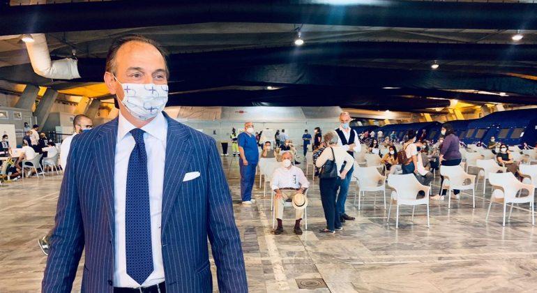 """In Piemonte oltre 2 milioni di richiami. Cirio: """"Chi non si è ancora vaccinato lo faccia subito"""""""