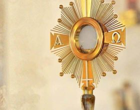 Il 6 giugno 2021 viene celebrato il Corpus Domini