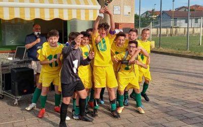 Don Bosco profeta in patria: i gialloverdi vincono il torneo casalingo Esordienti