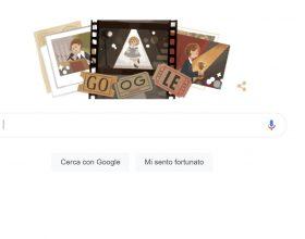 Il Doodle di Google il 9 giugno 2021 è dedicato a Shirley Temple