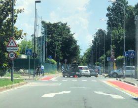 Una mancata precedenza alla base dell'incidente su viale Teresa Michel