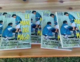 """Il """"Mago"""" Viganò presenta il suo libro: """"Mancini? Sta andando alla grande, ci sentiamo sempre"""""""