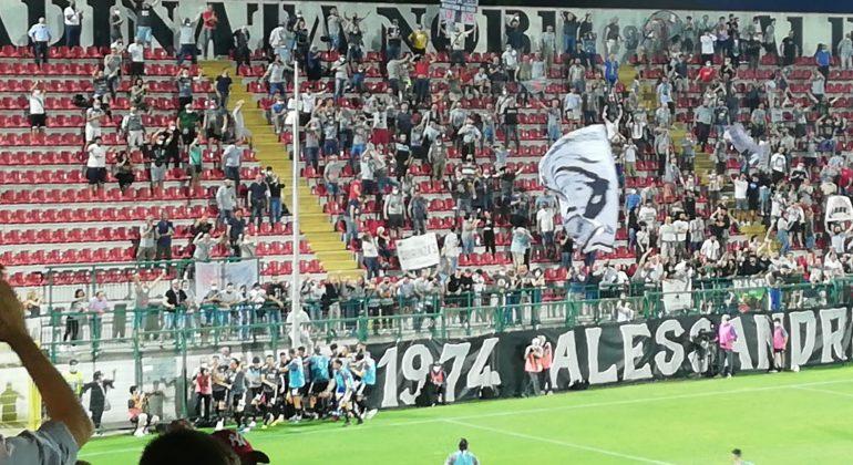 Semifinale playoff, triplice fischio: Alessandria-Albinoleffe 2-2. GRIGI IN FINALE!